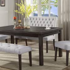 Crown Mark Palmer Dining 2022s 2 Upholstered High Back Dining Bench