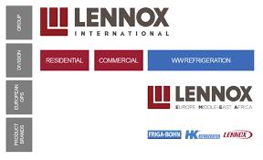 lennox international logo. a new logo lennox international