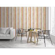 Striped wallpaper ...