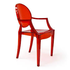 Image Iridescent Glass Aeon Furniture Specter Modern Translucent Red Plastic Accent Chair Lowes Aeon Furniture Specter Modern Translucent Red Plastic Accent Chair