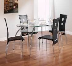 All Glass Dining Room Table Square Counter Height Piece Dining Kitchen Design Construction