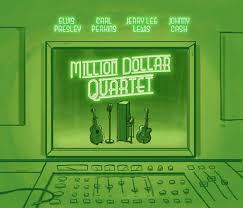 Million Dollar Piano Seating Chart Million Dollar Quartet Thousand Islands Playhouse