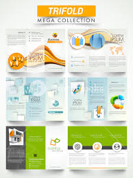 Presentation Flyers Mega Collection Of Creative Three Fold Flyers Or Brochures