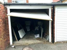 garage door doesn t open all the way won t close genie garage garage door will