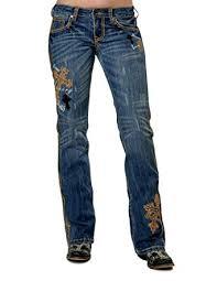 Tuff Jeans Size Chart Cowgirl Tuff Western Jean Women Unbelievable 27 X Long Med