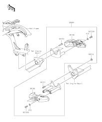 2015 kawasaki versys 650 abs kle650fff accessory engine guard rh bikebandit vn 750 wiring diagram zx9r wiring diagram