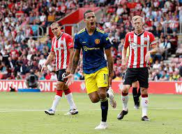 Aug 21, 2021 · southampton fc vs manchester united in the premier league on 22nd august 2021. 0k5w1oepqafm9m