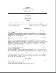 Office Clerk Resume Office Clerk Resume Billing Clerk Resume Sample ...
