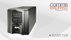 <b>APC Smart</b>-<b>UPS 750VA</b> Tower with LCD Display, 230V - YouTube