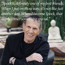 Leonard Nimoy Quotes Enchanting 48 Leonard Nimoy Quotes That Inspired Us To Boldly Go
