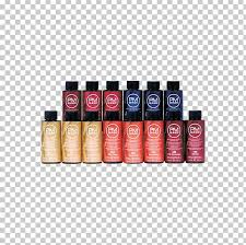 John Paul Mitchell Systems Hair Coloring Color Chart Human