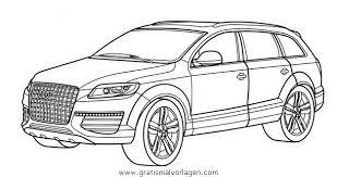 Hier vindt u technische gegevens, prijzen, statistieken, rijtesten en de belangrijkste. Malvorlagen Autos Audi Coloring And Malvorlagan