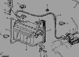 battery (12v, 88ah) [10] tractor john deere 2155 tractor 2155 John Deere Tractor Wiring Diagrams list of spare parts