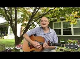 A Message from Eugene Wolf | Eugene Wolf: How Can I Keep From Singing? |  Three Nights Only! - YouTube
