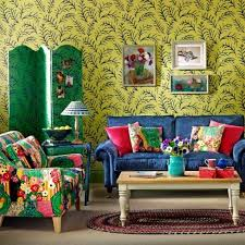 Small Picture 20 Inspiring Bohemian Living Room Designs Rilane