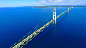 Mackinac Bridge - WorldAtlas