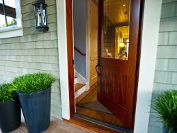 open front door. Catchy Open Front Door Welcome With Simple House Cures Intended Decorating O