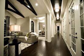 Inspirations Dark Hardwood Floors Grey Walls Dark Wood Floors With