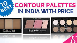 10 best face contour palettes in india with