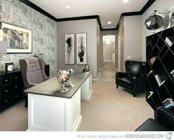 female office decor. Female Office Decor Ideas For Contemporary Gray Home Designs Attorney Executive . E