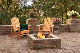 5 Fabulous Outdoor FireplacesHome Depot Fire Pit