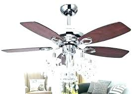 chandelier ceiling fan lier black crystal ling dining room fans for fine elegant full size of