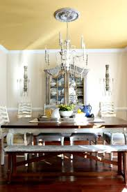 dining room sconces. Perfect Sconces Savvy Southern Style The Dining Room Sconces Inside P