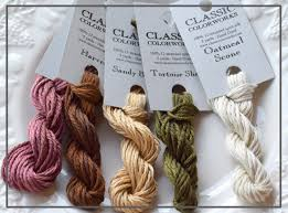 Thread Gatherer Silk N Colors Archives Cross Stitch Review