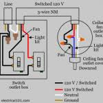 lighting design ideas wiring a ceiling fan and light 3 way lighting design ideas ceiling fan switch wiring diagram color codes a and light hunter fans 3