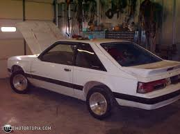 1988 Ford Mustang LX 5.0 HO id 6275