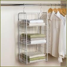 diy hanging closet organizer for clothes ideas awesome hanging closet organizer ideas