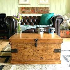 trunks for coffee tables vintage trunk coffee table vintage trunk coffee tables rustic pine industrial factory