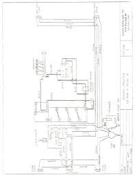 Taylor dunn tee bird golf cart model r trident wiring diagram