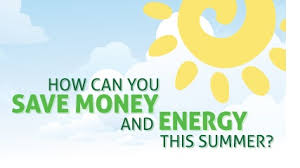 3 Energy Saving Tips for Summer