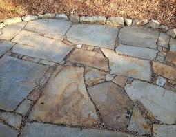 flagstone patio maintenance