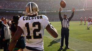 Saints Wide Receivers 2012 Depth Chart Saints Marques Colston Sign Five Year Deal Worth Up To 40