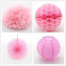 Party Decorations Tissue Paper Balls Party Decoration 100 Tissue Paper Honeycomb Balls Paper Pom Poms 32