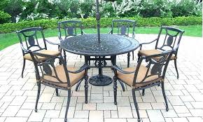 patio wrought iron patio table outdoor furniture cast lawn how to clean overstoc