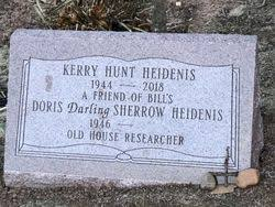 Kerry Hunt Heidenis (1944-2018) - Find A Grave Memorial