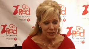 Lynn Holly Johnson Go Red Connect Event Submission from Orange County, CA -  YouTube