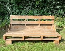 Etsy pallet furniture Coffee Innovational Ideas Wood Pallet Furniture Etsy Lay Oaf Seater Bench Garden Diy Malaysia Lalaparadiseinfo Fashionable Idea Wood Pallet Furniture Bench And Chair Set Wooden
