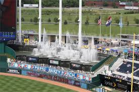 Kauffman Stadium Kansas City Royals Ballpark Ballparks Of