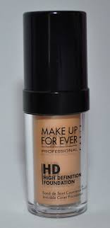 perfect match make up for ever hd foundation