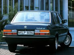 BMW 5 Series 1983 bmw 5 series : BMW 5 Series (E28) specs - 1981, 1982, 1983, 1984, 1985, 1986 ...