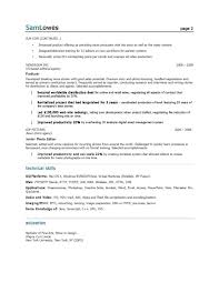 Sample Resume For Marketing Job Marketing Contemporary Resume Examples Sample Resumes Livecareer 56
