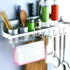 utensil hanging rack medium size of utensils in kitchen wonderful various stainless steel craft ut