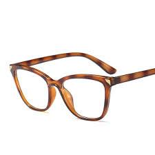Specs Frame Design Molniya 2019 Transparent Women Eyeglasses Frames Fashion Square Cat Eye Glasses Frame Women Brand Design Trendy Lunettes Vintage