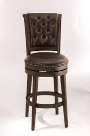 36 Bar Stool Design With Off Melange Home Industrial Round  Brown Color Option Bar Stools59