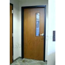 Office Doors Interior Office Doors With Glass Flush Door With Side