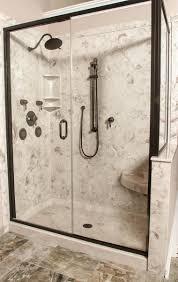 Atlanta Semi-Frameless Shower Doors & Tub Surrounds, GA